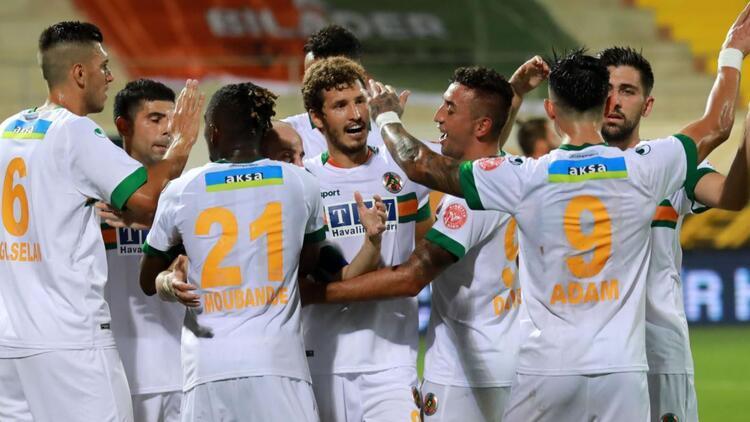 Alanyaspor, UEFA Avrupa Ligi'nde ilk kez mücadele edecek