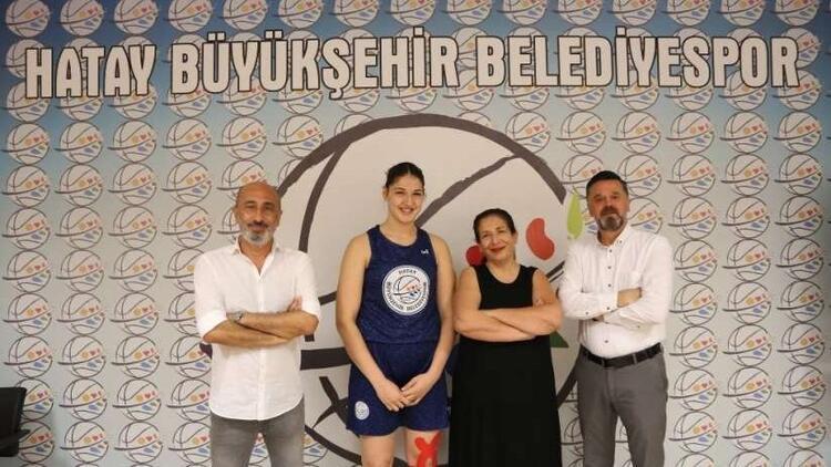 Basketbol Haberleri | İdal Yavuz, Hatay Büyükşehir Belediyespor'da!