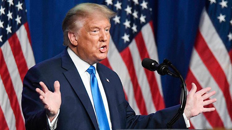 Trump'tan çok konuşulacak seçim açıklaması! 'Demokratlar, sistemde hile yapmak için Kovid-19'u kullanıyor'