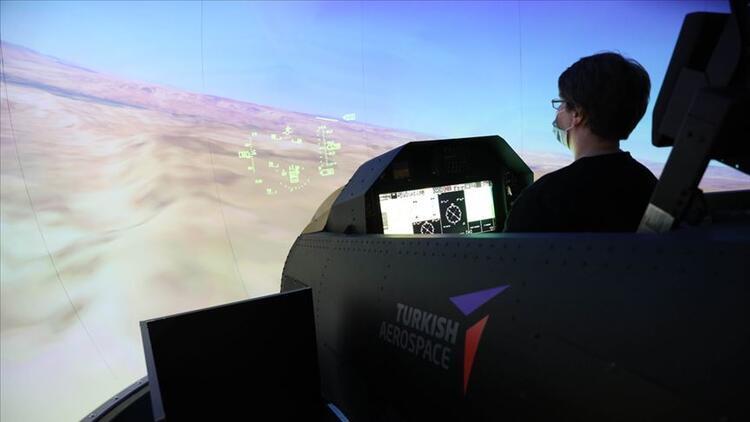 Hürjet simülatörü Teknofest'te ilk kez boy gösterecek