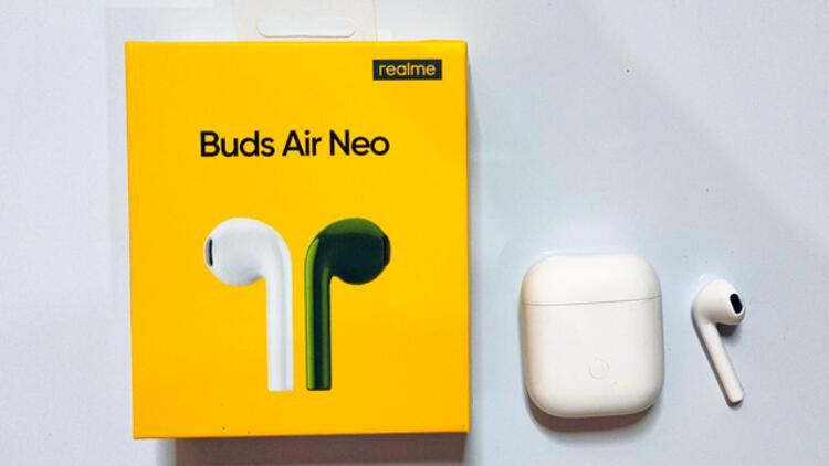 realme Buds Air Neo Türkiye'de satışa çıktı! İşte özellikleri
