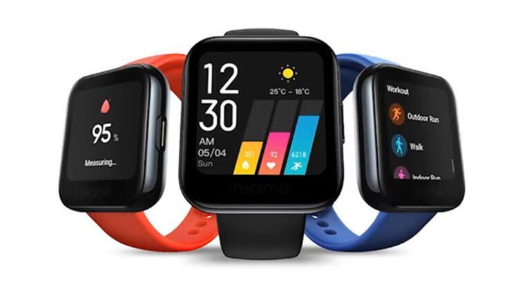 realme Watch Türkiye'ye geldi: İşte özellikleri ve fiyatı