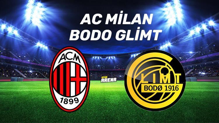 Milan Bodo Glimt maçı saat kaçta, hangi kanalda?