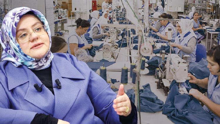 Aile, Çalışma ve Sosyal Hizmetler Bakanı Selçuk açıkladı: Yeni sürüm istihdam paketi geliyor