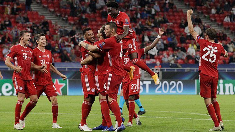 Son Dakika | UEFA Süper Kupa'da şampiyon Bayern Münih! Sevilla 2 golle yıkıldı