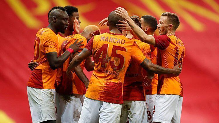 Galatasaray'ın Avrupa'da 6 maçlık kabusu sona erdi