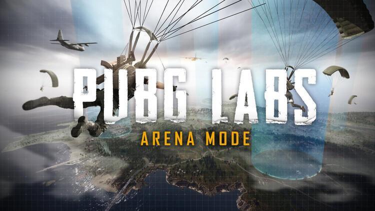 PUBG Labs Arena Modu nedir İçeriğinde neler var