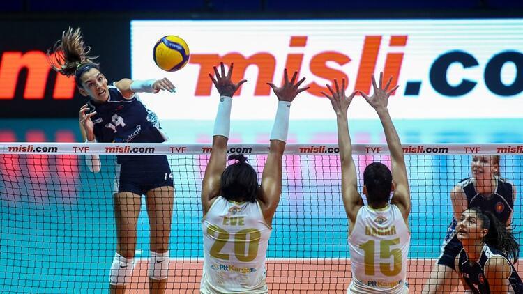 Misli.com Sultanlar Ligi'nde 5. hafta heyecanı!