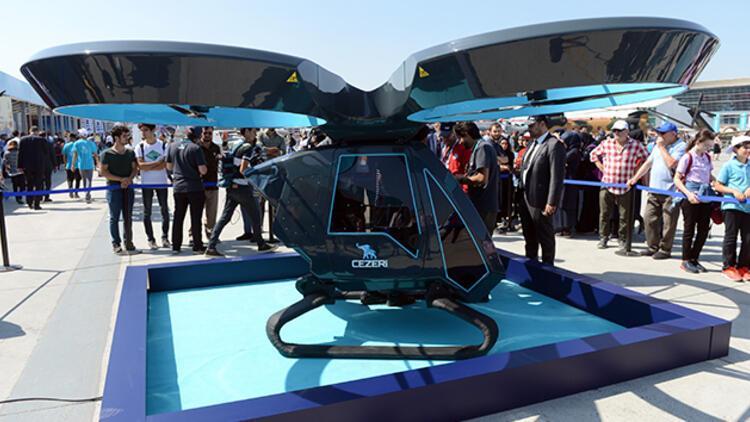 Cezeri: Selçuk Bayraktar Türkiyenin ilk uçan arabasını anlattı