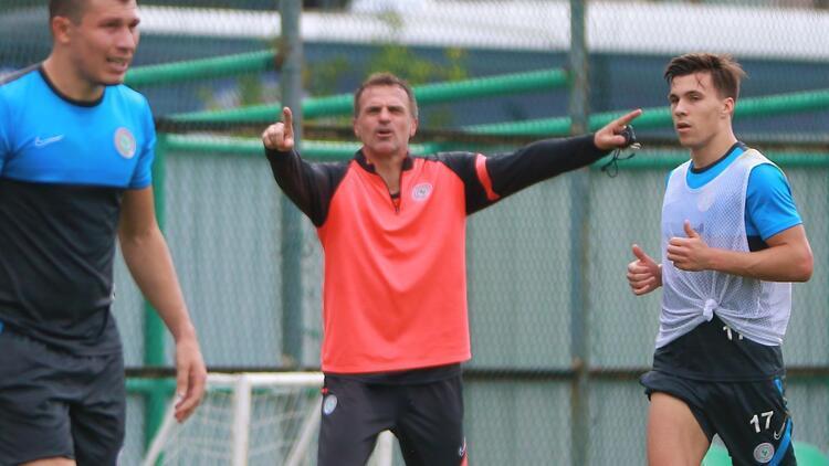 Rizespor Teknik Direktörü Stjepan Tomas: Acil olarak 3 puan almamız lazım...