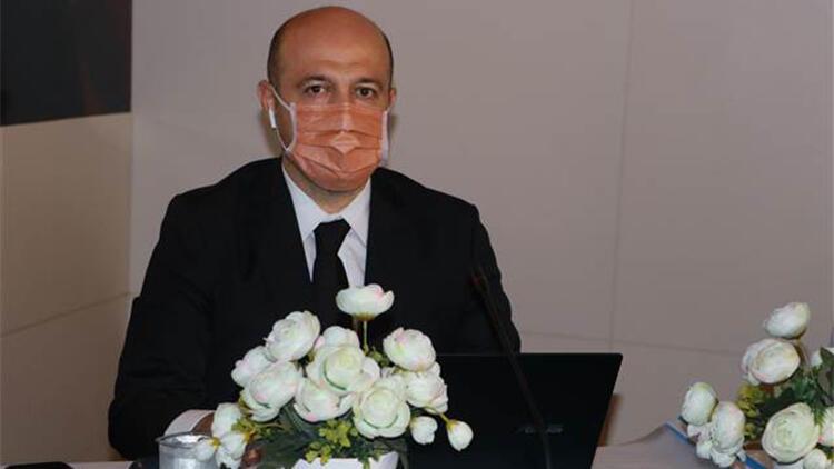 Adana İl Sağlık Müdürü Nacar: Hasta sayımız kapasitenin yüzde 3'ü oranında