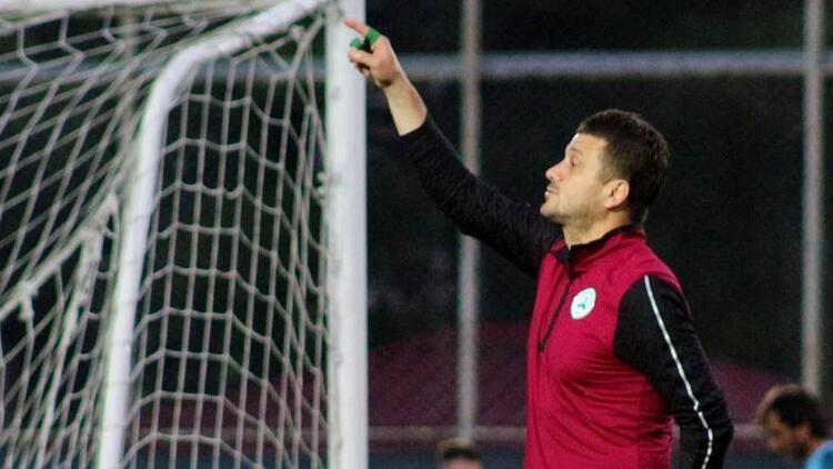 Hakan Keleş: Evimizde kaybettiğimiz puanları Bursaspor maçında telafi etmek istiyoruz...