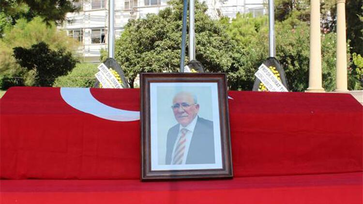 Prof. Dr. Karpuzoğlu, son yolculuğuna uğurlandı