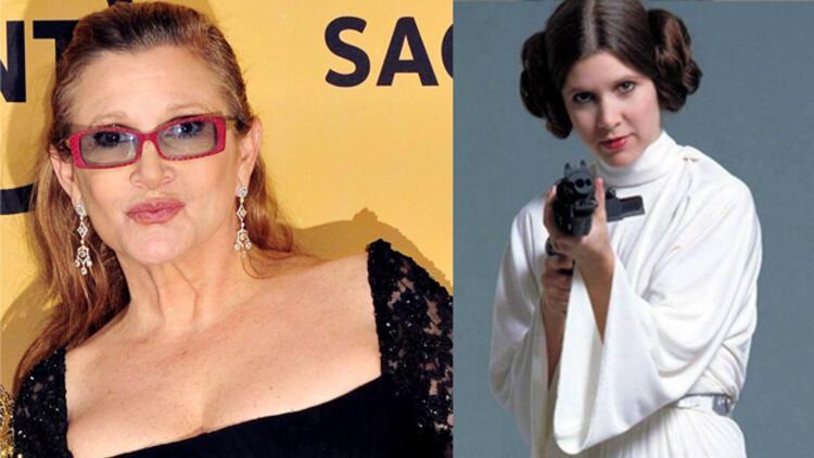 Star Wars'un Leia'sının anısını torunu yaşatacak