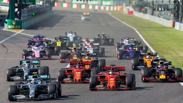 Stefano Domenicali, F1'in yeni başkanı olacak
