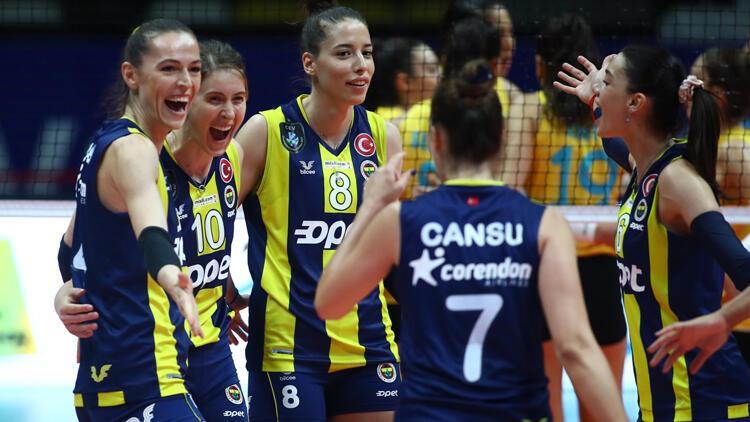 Fenerbahçe Opet, PTTye set vermedi