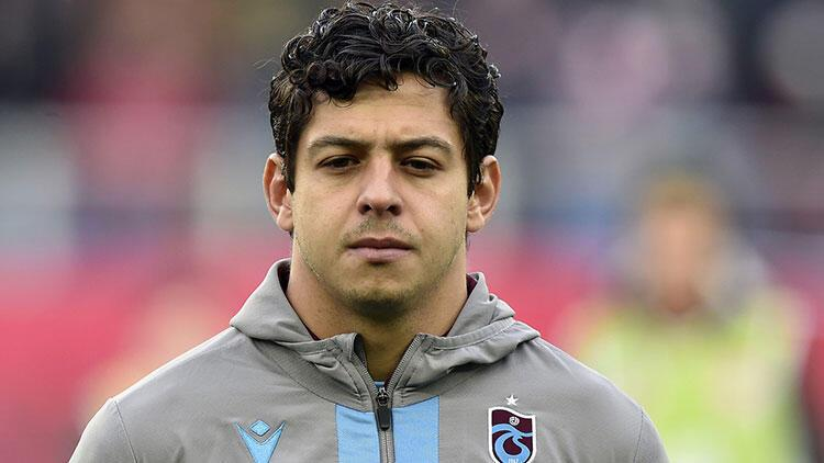 Son Dakika | Trabzonspordan Guilherme ile yollar ayrıldı Yeni takımı...