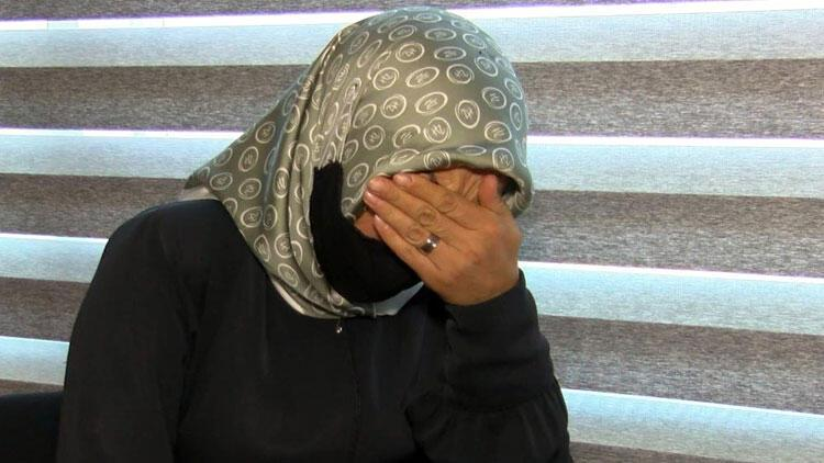 9 ay şantajla tecavüze uğradığını iddia etti... Gözyaşlarıyla anlattı...