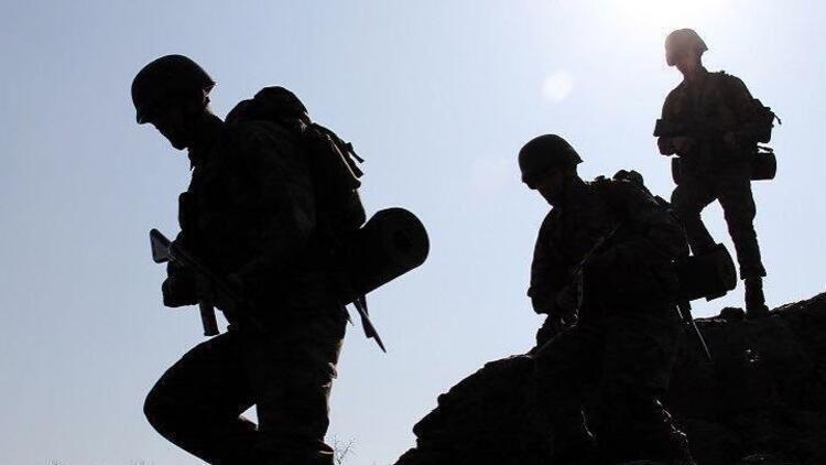 Son dakika: İçişleri Bakanlığı: 2 terörist silahlarıyla birlikte etkisiz hale getirildi