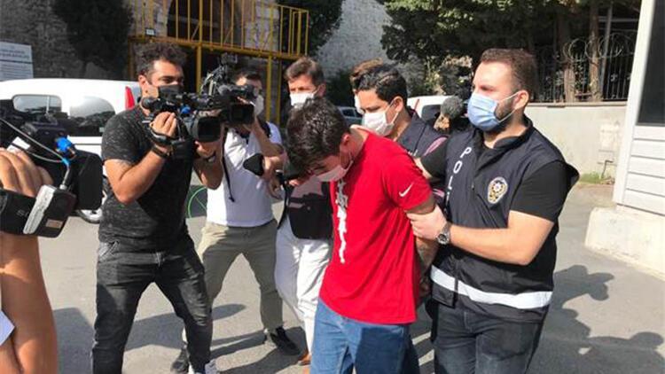 Çapa'da sağlık çalışanını darp eden saldırgan adliyeye sevk edildi
