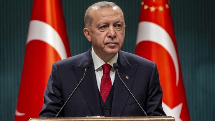Son dakika haberler... Cumhurbaşkanı Erdoğandan dikkat çeken mesaj... Mavi Vatan vurgusu...