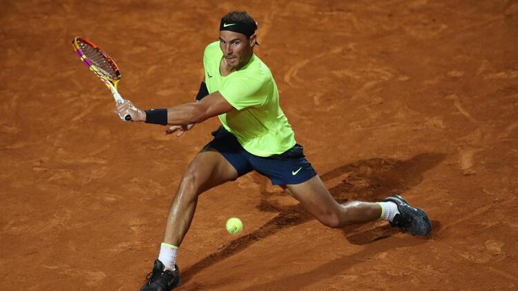 Nadal, Federeri yakalamak için Fransa topraklarında