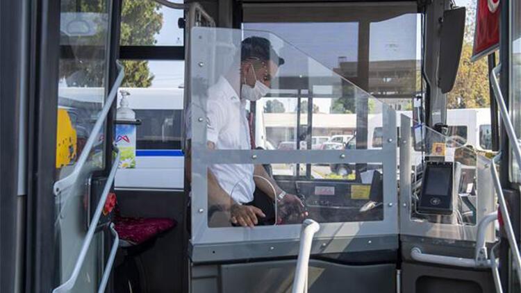 Toplu taşımada 'şeffaf kabin' dönemi
