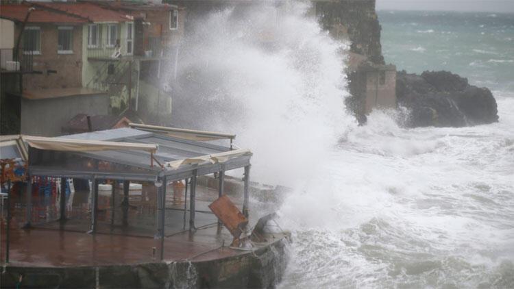 Son dakika haberler... Meteoroloji'den fırtına uyarısı