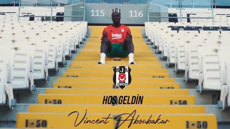 Son Dakika | Beşiktaş, Vincent Aboubakar transferini açıkladı