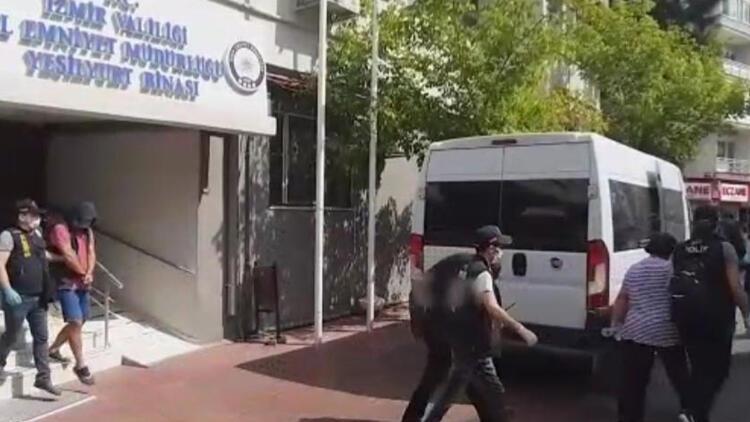 İzmir merkezli yaz tatili vurgunu