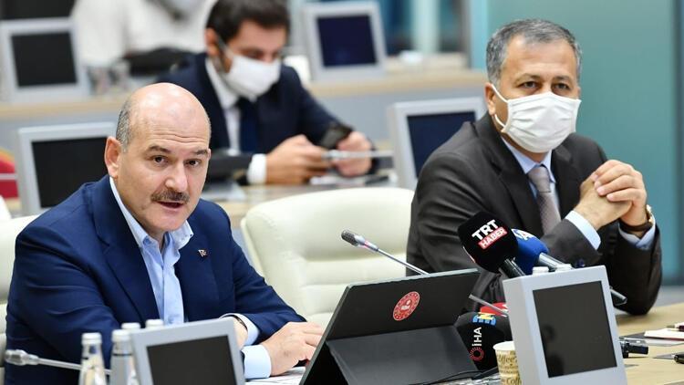 Son dakika haberler: İçişleri Bakanı Soyludan İstanbulda 7.5lik deprem tatbikatı açıklaması