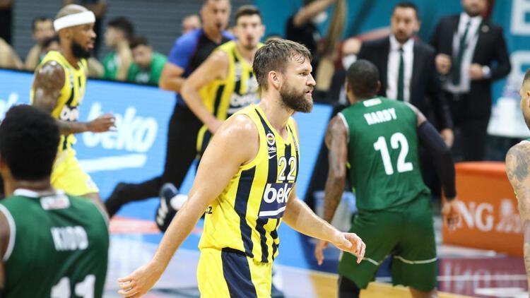 Fenerbahçe Beko 105-72 OGM Ormanspor