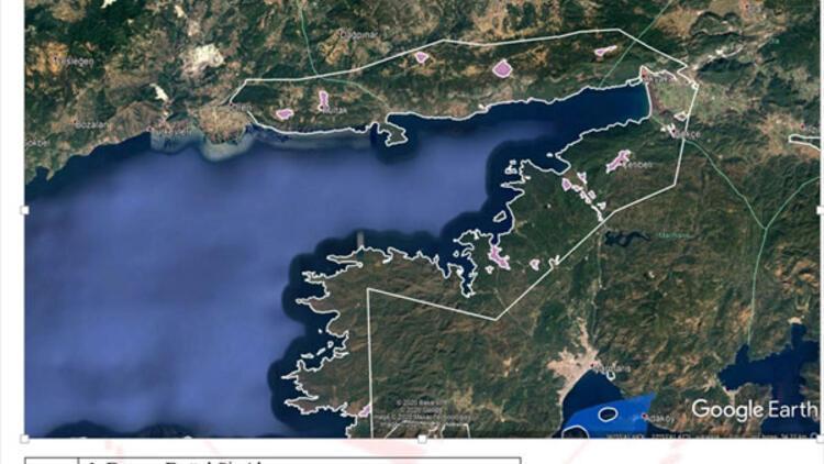 """Muğla'daki """"Doğal sit alanlarının statülerinin değiştirildiği"""" iddialarına yalanlama"""