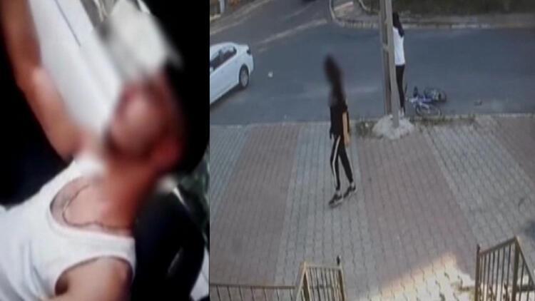 İstanbulda çalıntı otomobille sosyal medyada paylaşım yapan şüpheliler yakalandı
