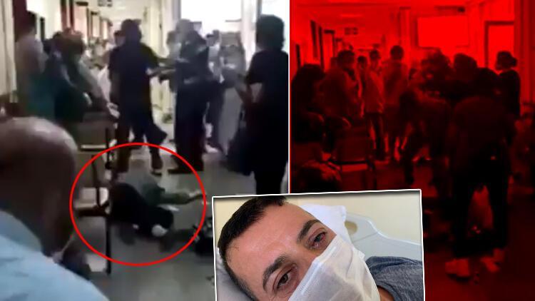 Son dakika haberler: Çapada darp edilen sağlık çalışanı yaşadığı dehşeti anlattı