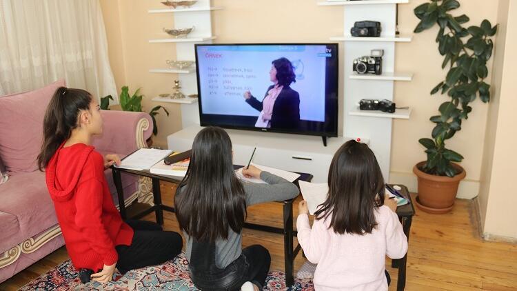 TTK Başkanı Prof. Dönmezden 10 maddede uzaktan eğitim
