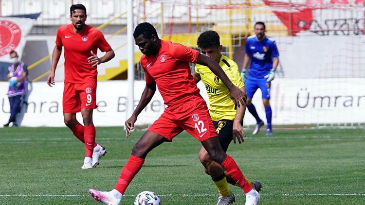 Ümraniyespor 1-3 İstanbulspor