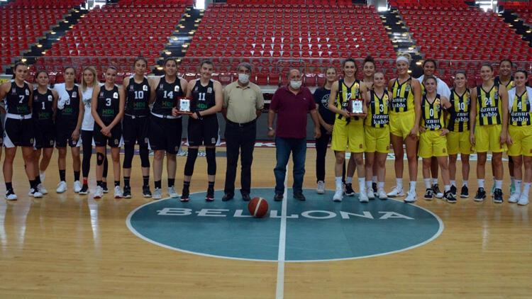 Beşiktaş TRC İnşaat 51-90 Fenerbahçe Öznur Kablo