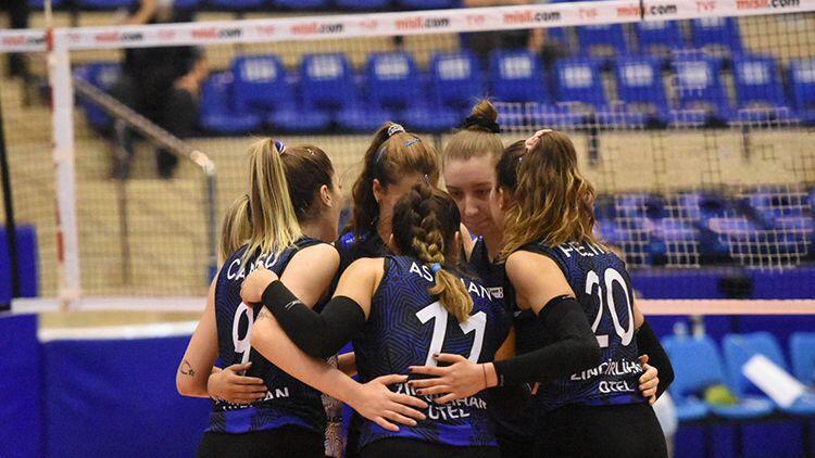 Aydın Büyükşehir Belediyespor 3-0 Beylikdüzü Voleybol İhtisas