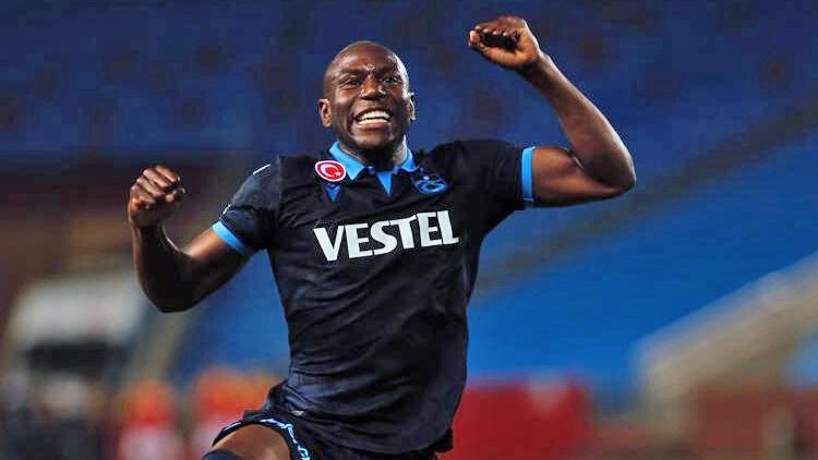 Son dakika haberi | Trabzonspor'da Benik Afobe'den Sörloth yorumu