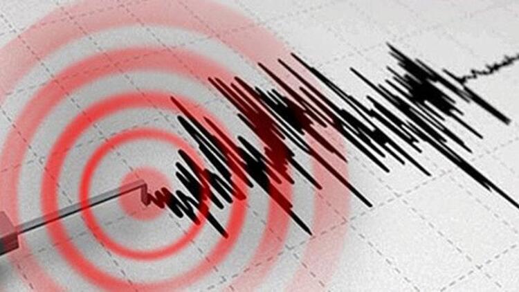 Son dakika deprem haberleri:  Ege Denizi'nde deprem! Çanakkale'nin Gökçeada ilçesinde kaydedildi