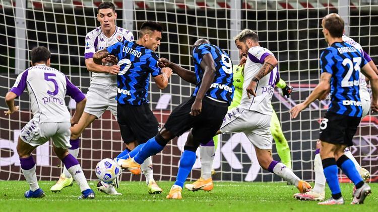 Son dakika haberi | İtalya'da çılgın maç! 7 gollü düelloyu kazanan Inter