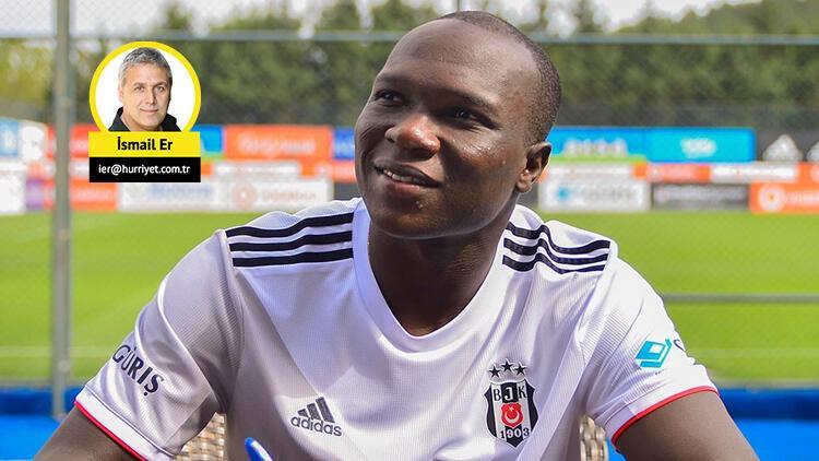 Son dakika transfer haberi   Vincent Aboubakar, 1.2 milyon Euroyu feda edip Kartal oldu
