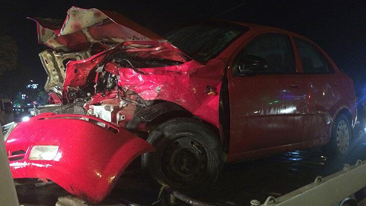 Erzurumda zincirleme kaza Çok sayıda yaralı var