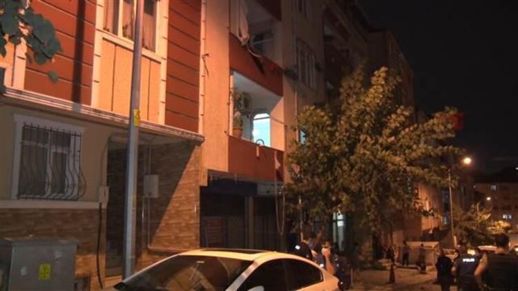 Balkonda otururken silahlı saldırıya uğradı! İstanbul'da inanılmaz olay