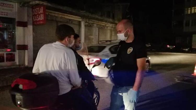 Samsun'da 250 polisle 'şok' uygulama