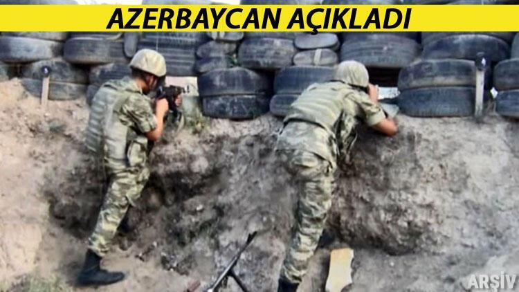 SON DAKİKA HABERİ... Azerbaycan açıkladı Ermenistan ateş açtı... Ölü ve yaralılar var