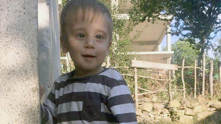 Samsunda yürek yakan olay 2 yaşındaki Talha öldü