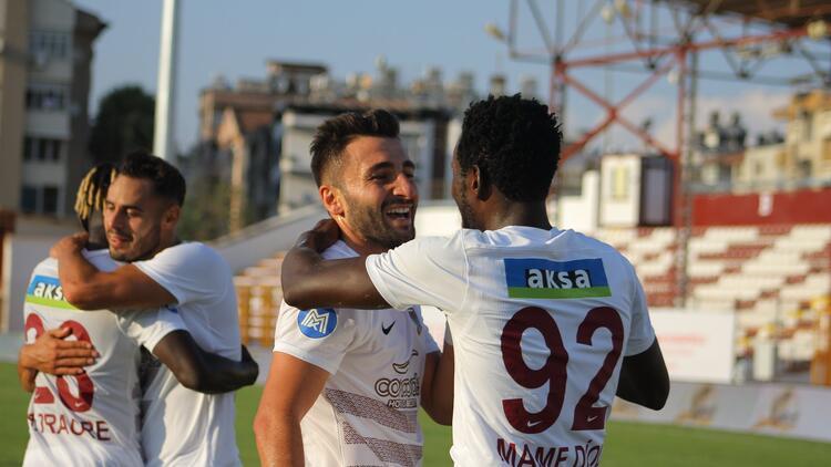 Hatayspor, İstanbul takımlarına yenilmedi