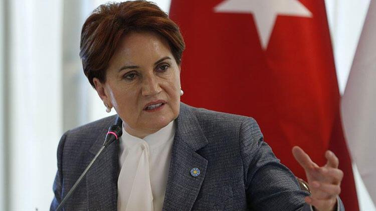 Akşener: Ermenistan'ın Azerbaycan'a yönelik saldırıları kabul edilemez